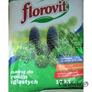 Флоровит для хвойных 10 кг