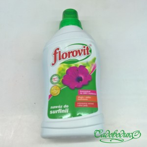 Флоровит для петуний 1 л