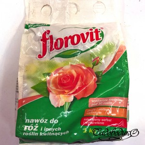 Флоровит для роз 1кг